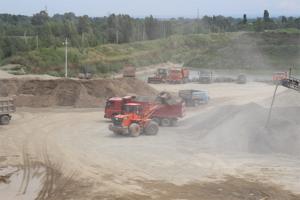 Крупнейшее производство щебня в Краснодарском крае